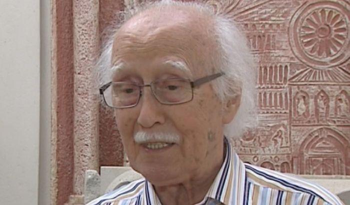 Lo scultore Giovanni Solci