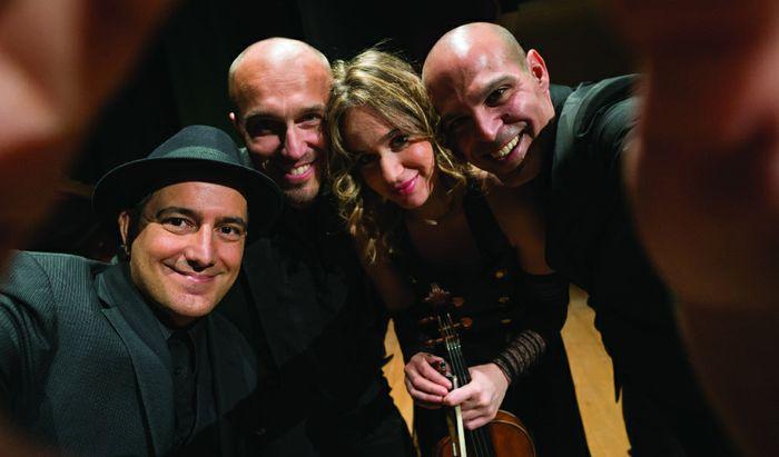 Anna Tifu Quartet