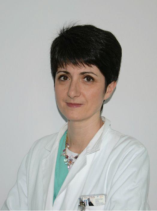 La Dr.ssa Antonella Laiolo – Responsabile U.O. Vaccinazioni