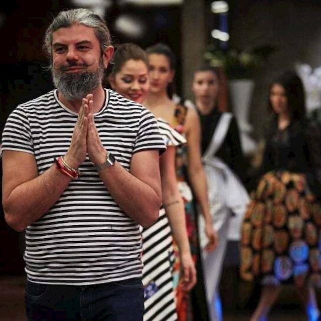 Andrea Tosetti, stilista