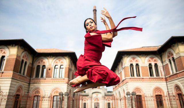 Andrea Tosetti - progetto aria,, modella Valentina Glionna