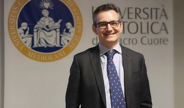 Prof Paolo Sckokai - Doc Smea e Dir Dipart Econom Agroalim Unicatt
