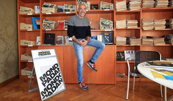 Andrea Cigni a Mondo Padano
