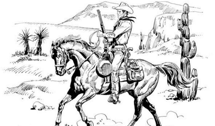 Tex di Roberto Diso