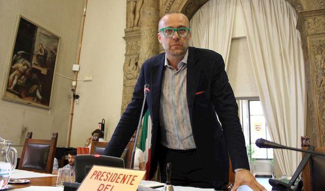 Carletti Presidente 02  CARLETTI PRESIDENTE CONSIGLIO COMUNALE
