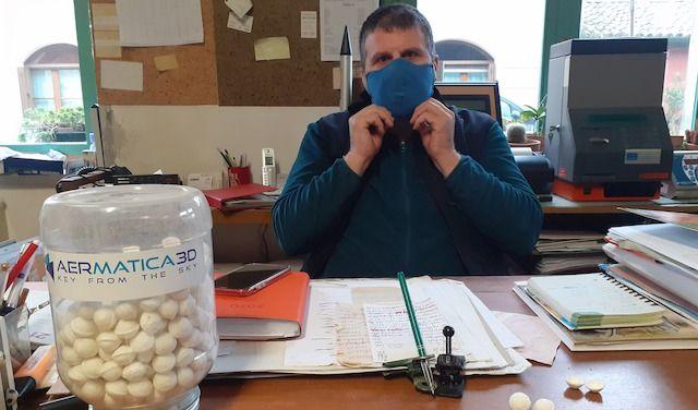 Rossano Remagni Buoli mostre le capsule