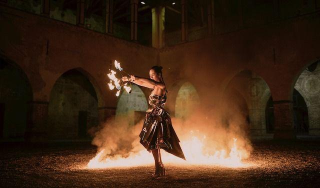 Light my fire - fuoco - FIREBIRD - Andrea Tosetti