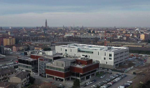 POLO TECNOLOGICO BUILDING 2 SKYLINE CREMONA