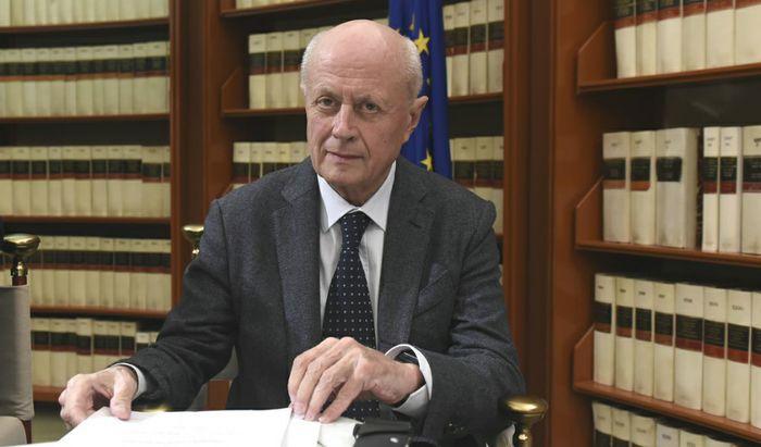 Bruno Tabacci - Sottosegretario al Coordinamento della politica economica