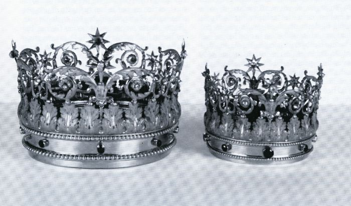 L'omaggio delle corone