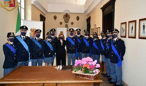 Festa per i 169 anni della Polizia di Stato