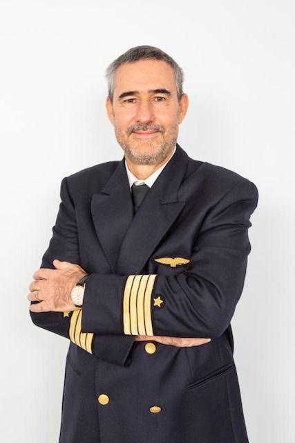 Comandante Stefano Bertoni