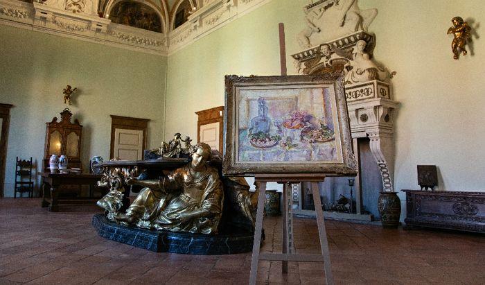 Mostra Arata a Palazzo Zurla de Poli