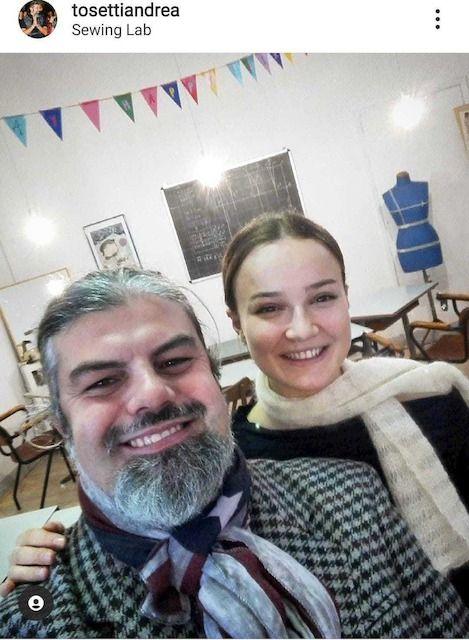 Andrea Tosetti e Hildegard De Stefano